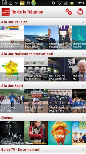 News Réunion