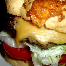 Hot 'n Spicy Cheeseburgers
