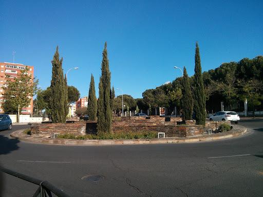 Glorieta De Los Pinos