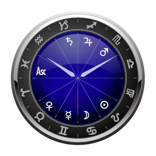 ホロスコープ時計 HORO-CLOCK 生活 App LOGO-APP開箱王