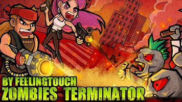 Screenshot of Zombie Terminator Beta