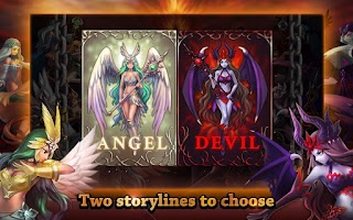 Screenshot of Destiny Defense:Angel or Devil