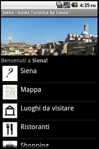 Siena Guida Turistica Losna