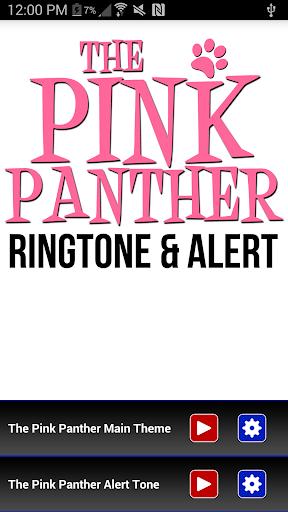 The Pink Panther Ringtone - screenshot