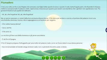 Screenshot of Fiabe 2 - Il raccontafiabe