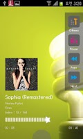 Screenshot of Oh Chocolate (mp3 player)