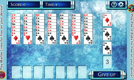 Penguin Solitaire Premium - screenshot