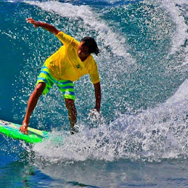 by Djaja Widjaja - Sports & Fitness Surfing