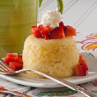 Microwave Sponge Cake No Butter Recipes