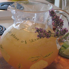 Lavender Lemonade Tea - Hot or Iced
