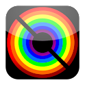 Double Rainbow Camera icon