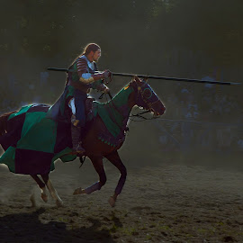 Joust by Jeff Fox - News & Events World Events (  )
