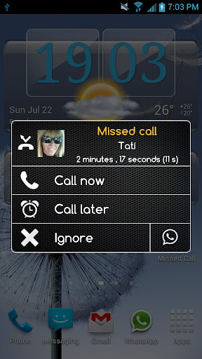 + Super Missed Call