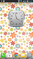 Screenshot of Simple Analog Clock Free(Pro)