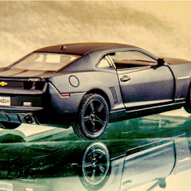 camaro by Eric Sibuea - Artistic Objects Toys ( car, camaro, eric salvasa, toys )
