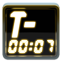 T minus Countdown icon