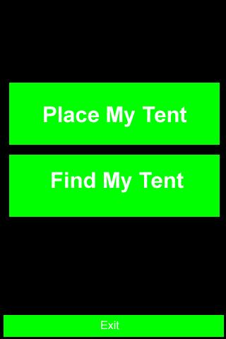 Find My Tent