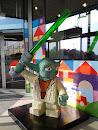 Lego Master Yoda
