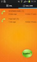 Screenshot of Call4UVOX