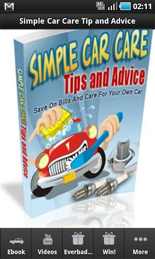 Simple Car Care Tip and Advice