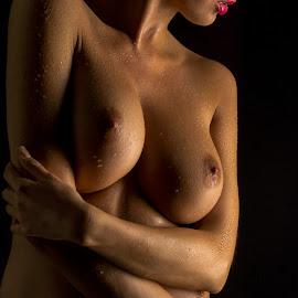 waiting by Tatjana GR0B - Nudes & Boudoir Artistic Nude