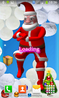 Screenshot of Dance Santa Claus Gangam Style