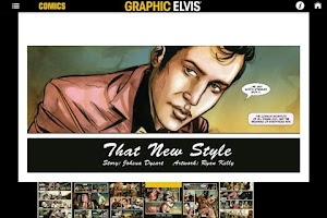 Screenshot of GRAPHIC ELVIS Interactive LITE