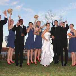 by Ben Michalski - Wedding Reception