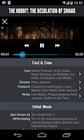 Screenshot of Movreak: Movie, Cinema, Review