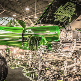 West Coast by Cali Original - Transportation Automobiles ( car, lowrider, impala, hdr, cars, california, nikon, low )