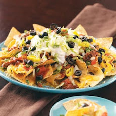 Party Nachos Recipe