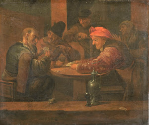 RIJKS: Daniel Boone: painting 1698