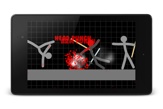 Stickman Warriors apk screenshot