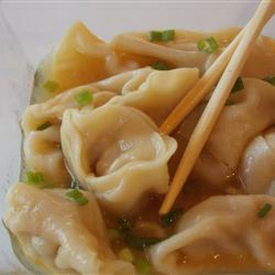 Chinese Egg Dumplings