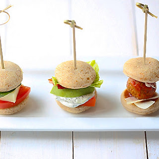 Pizza Dough Sliders