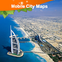 Dubai Street Map icon