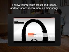 Screenshot of SoundCloud - Music & Audio