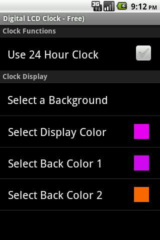【免費工具App】Digital LCD Clock - Free-APP點子