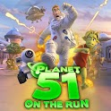 Planet51 On The Run icon