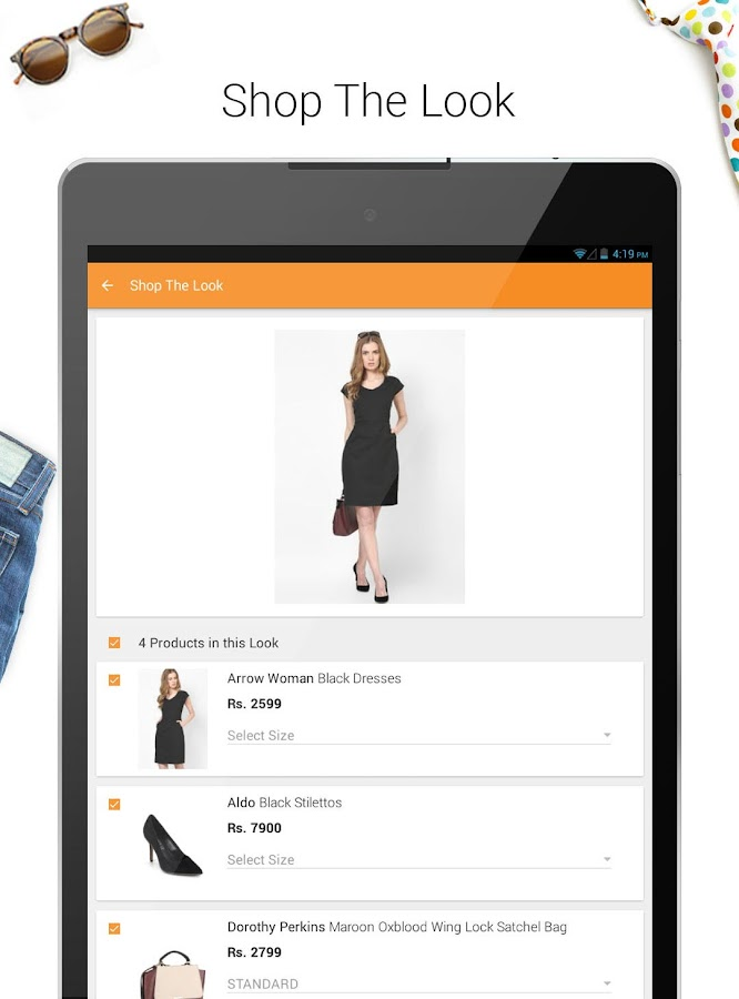 Jabong-Online Fashion Shopping Screenshot 7
