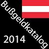 Bußgeldkatalog 2014 A