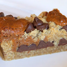 Chocolate- Oatmeal Carmelitas