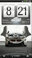 Screenshot of BMW i8 Spyder Live Wallpaper