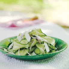 Cucumber and Coconut Salad