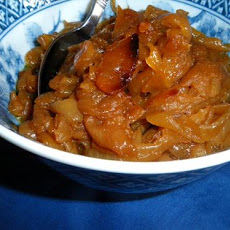 Caramelized Onions in Crock Pot