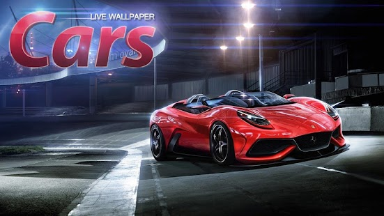 Cars Live Wallpaper APK for Bluestacks