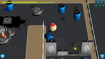 Screenshot of SpinningTop Adventure