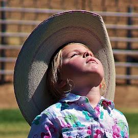 Sunshine by Cheryl Petretti - Babies & Children Children Candids ( mariposa, country kids, sunshine, county fair )