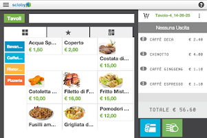 Screenshot of Scloby - Point of Sale