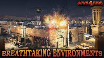 Screenshot of Guns 4 Hire